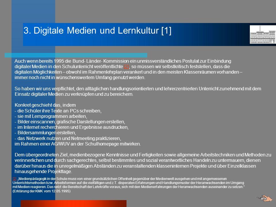 3. Digitale Medien und Lernkultur [1]